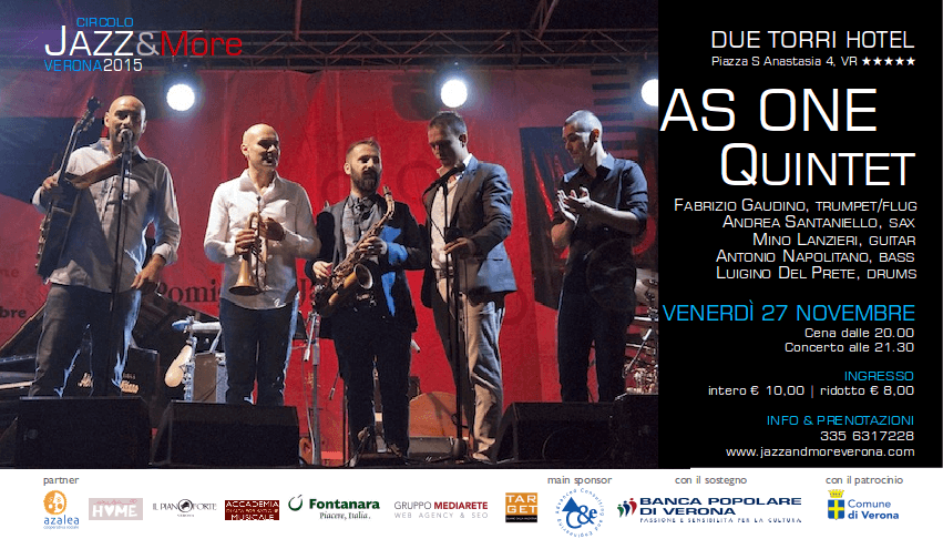As One 5tet Jazz Verona